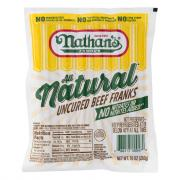 Nathan's All Natural Uncured Beef Franks