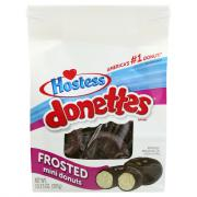 Hostess Frosted Donettes Chocolate