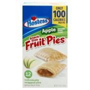 Hostess Apple Snack Size Fruit Pies