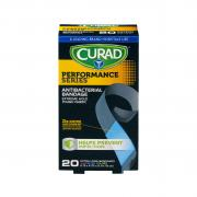 CURAD Performance Extra Long Bandages Assorted Colors