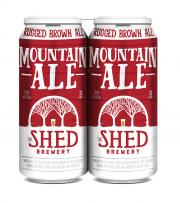 The Shed Brewery Mountain Ale