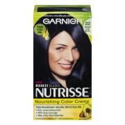 Garnier Nutrisse Intense Blue Black Permanent Hair Color