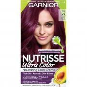 Garnier Nutrisse Ultra Color #V2 Dark Intense Violet
