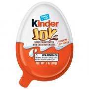Kinder Joy Candy Egg