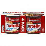 Nutella & Go Hazelnut Spread & Breadsticks