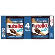 Nutella & Go with Pretzel Sticks