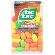 Tic Tac Fruit Adventure