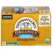 Newman's Own Special Blend Extra Bold K-Cups