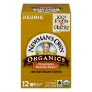 Green Mountain Newman's Own Special Decaf K-Cups