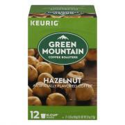 Green Mountain Hazelnut K-Cups