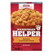 Betty Crocker Hamburger Helper Classic Bacon Cheeseburger