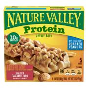 Nature's Valley Salted Caramel Nut Protein