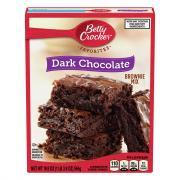 Betty Crocker Chocolate Fudge Brownie Mix
