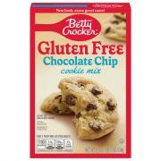 Betty Crocker Gluten Free Chocolate Chip Cookie Mix