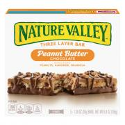 Nature Valley Peanut Butter Chocolate Layered Granola Nut