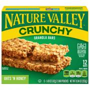 Nature Valley Oat & Honey Granola Bars