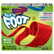 Betty Crocker Variety Pack Fruit By the Foot