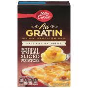 Betty Crocker Au Gratin Potatoes