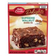 Betty Crocker Walnut Premium Brownie Mix