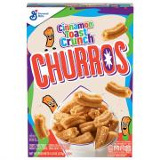 General Mills Cinnamon Toast Crunch Churros Cereal