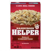 Betty Crocker Hamburger Helper Philly Cheese