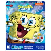 Betty Crocker Sponge Bob Fruit Snacks