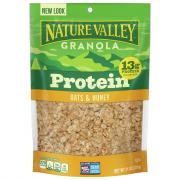 Nature Valley Oats 'n Honey Protein Granola Cereal