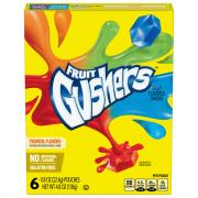 Betty Crocker Tropical Fruit Gushers