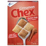 General Mills Cinnamon Chex Cereal