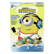 General Mills Minions Vanilla Vibe Cereal