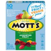 Mott's Medley Assorted Fruit Snacks