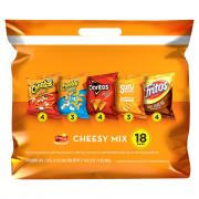 Frito Lay Cheesy Mix Variety Pack