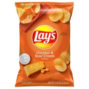 Lay's Cheddar & Sour Cream Chips