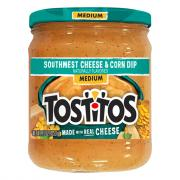 Tostitos Southwest Cheese & Corn Dip