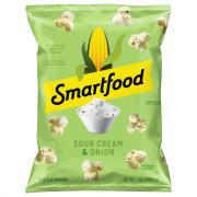 Smartfood Popcorn Sour Cream & Onion