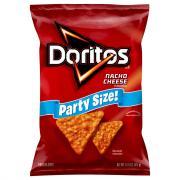 Doritos Nacho Cheese Party Size