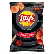 Lay's Family Size Barbecue