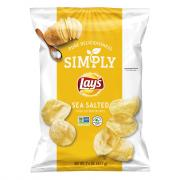 Lay's Simply Sea Salted Potato Chips