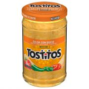 Tostitos Salsa Con Queso Medium Dip