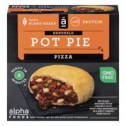 Alpha Foods 100% Plant-Based Pizza Pot Pie