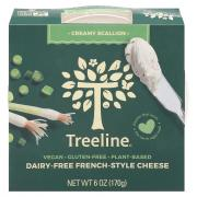 Treeline Scallion Spread Plant-Based