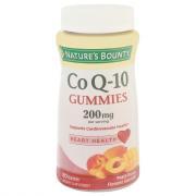 Nature's Bounty Co Q-10 Gummies 200mg Peach Mango