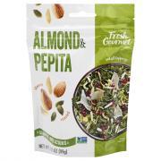 Fresh Gourmet Slivered Almonds & Roasted Pepitas