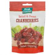 Fresh Gourmet Cranberries