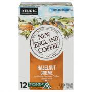 New England Coffee Hazelnut Creme K-cups
