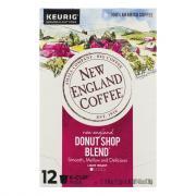 New England Coffee Donut Shop K-cups