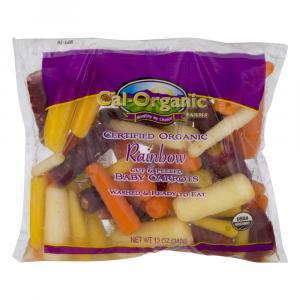 Cal-organic Farms Rainbow Baby Cut Carrots