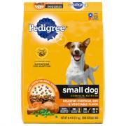 Pedigree Small Breed Original Dry Dog Food