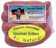 Maurice Bonneau's Smoked Bratwurst