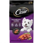 Cesar Filet Mignon & Spring Vegetable Garnish